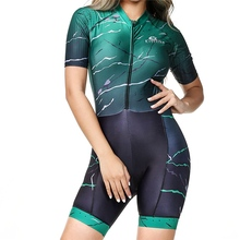 Triathlon Suit Cycling Skinsuit Quick-dry short Sleeve Jersey 2019 womens Bike Clothing maillot ciclismo hombre