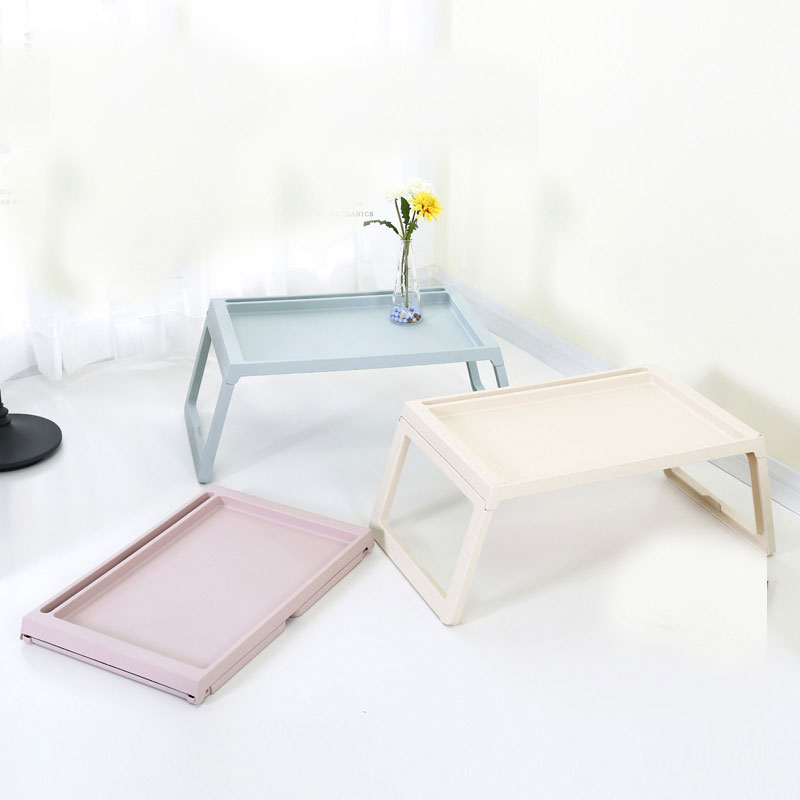 Creative Folding Computer Desk Japanese Style Laptop Lazy Bed China Mobile Desk