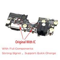 USB Lade Port Flex Kabel Für ASUS ZenFone 6 2019 ZS630KL Dock Connector Aufladen Port Flex Kabel