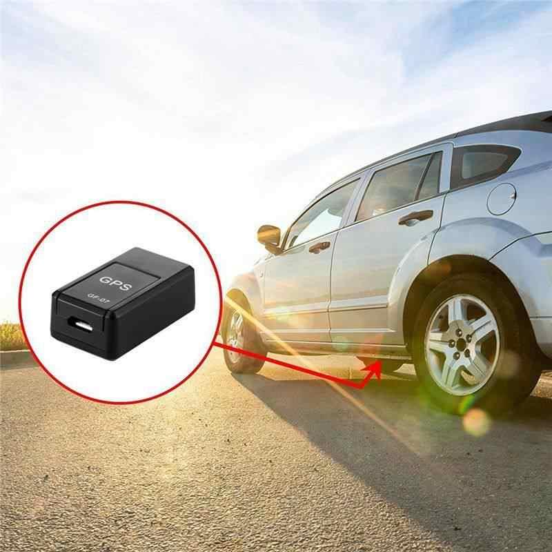 Mini traqueur GPS voiture GPS localisateur Anti-vol traqueur voiture Gps traqueur Anti-perte enregistrement dispositif de suivi commande vocale