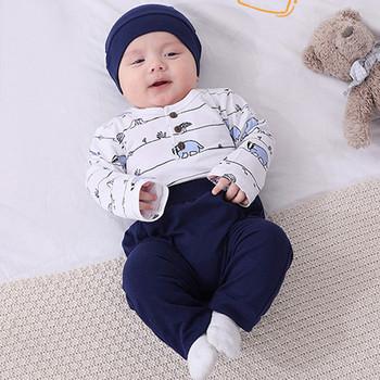 Toddlers Boys Baby dziewczyny ubrania nadruk kreskówkowy Romper + spodnie stroje zestaw niemowlę Boys Baby odzież dla dzieci odzież dla dzieci Meisje tanie i dobre opinie COTTON CN (pochodzenie) Lato Dziecko dla obu płci W wieku 0-6m 7-12m 13-24m 25-36m 3-6y 7-12y 12 + y Drukuj Z okrągłym kołnierzykiem