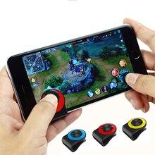 MobilePhone Joystick Smartphone Gamepad Mini Direction control Touch Screen Trig