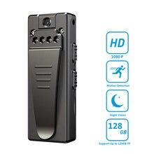 HD 1080P Mini Di Động Đầu Ghi Hình Camera Máy Ảnh Máy Quay Kỹ Thuật Số Tầm Nhìn Ban Đêm Ghi Hình Vòng Lặp Ghi Bỏ Túi Thể Thao Cam A7