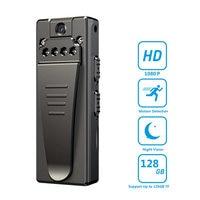 Minicámara portátil HD 1080P, videocámaras digitales DVR, grabación en bucle de visión nocturna, cámara deportiva de bolsillo A7