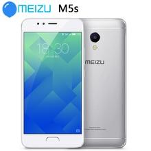 MEIZU M5S MTK6753 téléphone portable 5.2 pouces octa core téléphone portable charge rapide corps en métal WIFI GPS