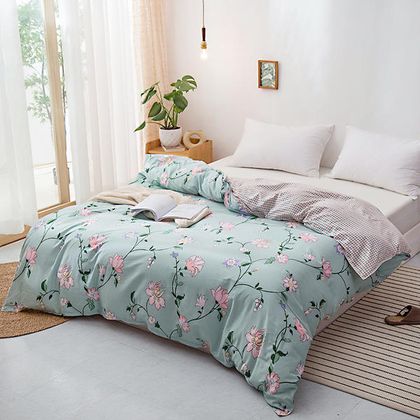 Bedroom 100 Cotton Duvet Cover Customized Size Comforter Cover