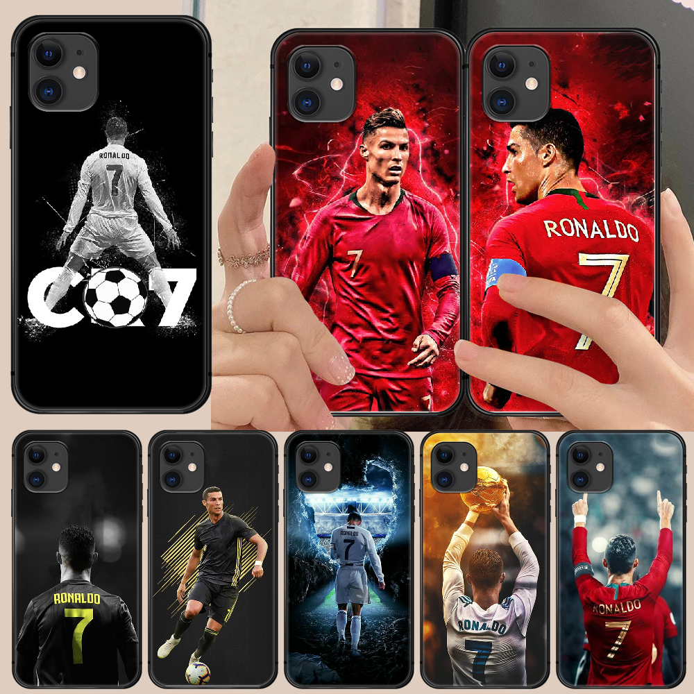 Cristiano Ronaldo CR7 Phone Case Cover Hull For Iphone 5 5s Se 2 6 ...