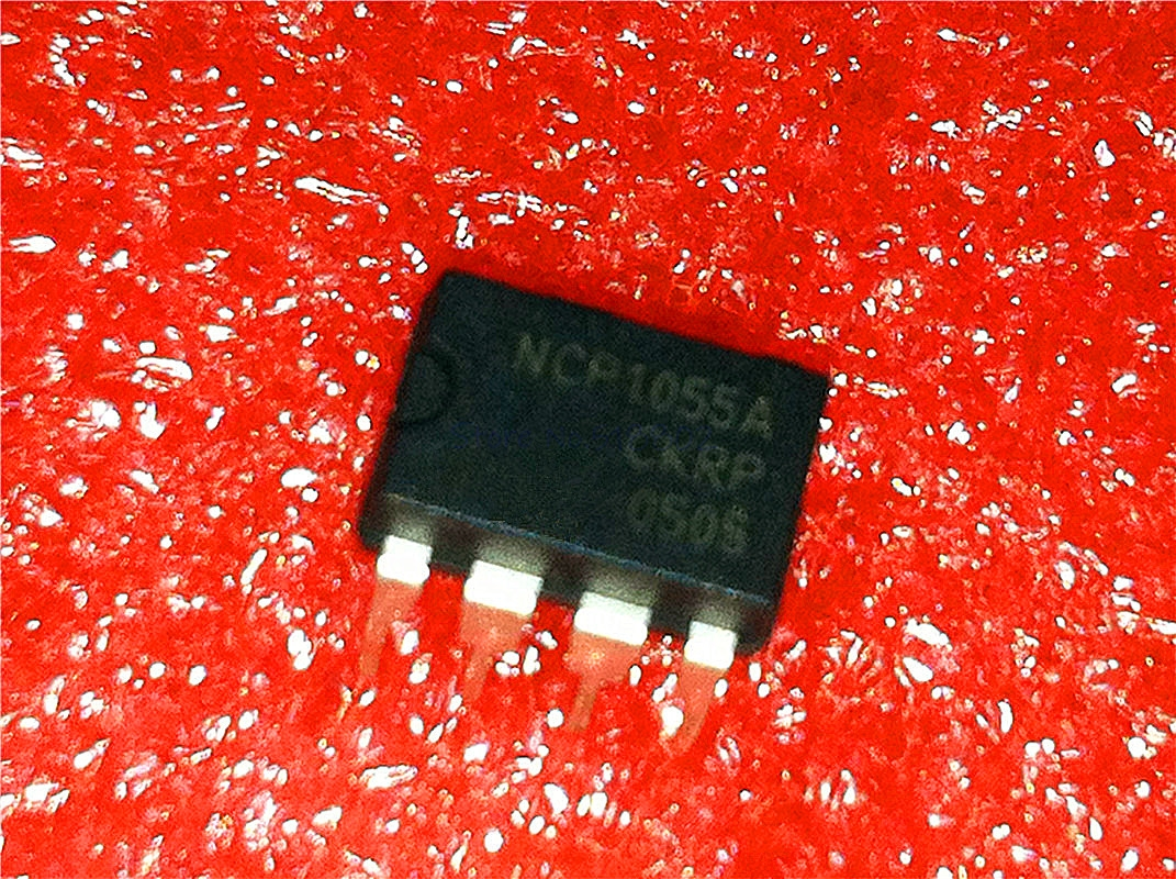 1pcs/lot NCP1055A NCP1055B NCP1055 DIP-7 In Stock