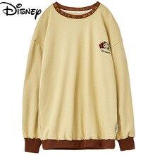 Original Disney Long Sleeve Sweatshirt Women's Sports Top Loose Harajuku hoodies women  sweatshirt