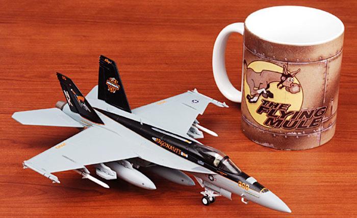 F//A-18E SUPER HORNET VFA-147 Argonauts 1//72 DIECAST Aircraft Witty Model LIMITED