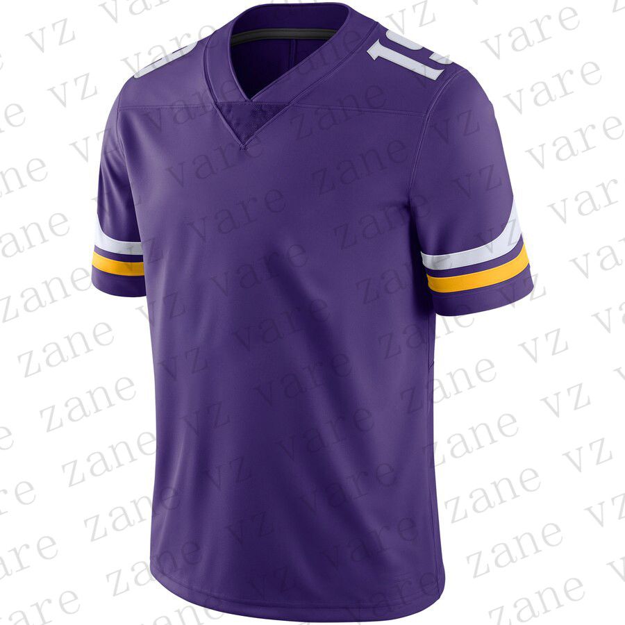 Customize Mens Sports American Football Jerseys Adam Thielen Dalvin Cook Stefon Diggs Harrison Smith Kirk Cousins Cheap Jersey