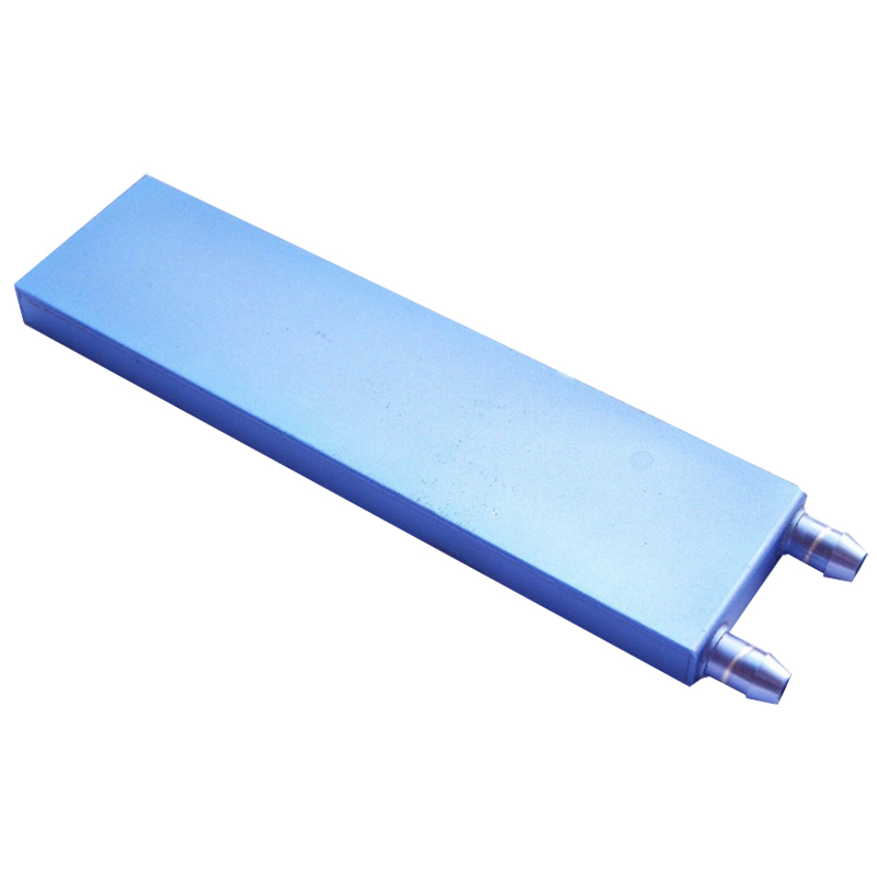 Aluminum Water Cooled Block Cooling Liquid Waterblock for Pc and Laptop Cpu Heat Sink System,Refrigeration Cooler,120mm