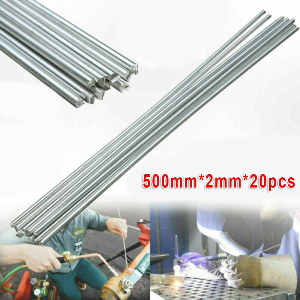 Low Temperature Welding Wire Electrode Cored Rods Repairing Vehicle Air Conditioning Appliances Soldering Accessories
