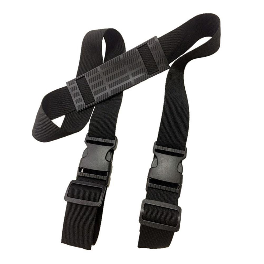 Shoulder Strap Shoulder Neck Strap Belt Adjustable Portable Buckle Belt For Children Bicycles Scooters Balance Bikes Band