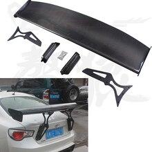 Stylizacja samochodu styl G dla GT86 BRZ tylny spoiler skrzyni bagażnika z włókna węglowego dla Subaru BRZ Toyota 86 GT86