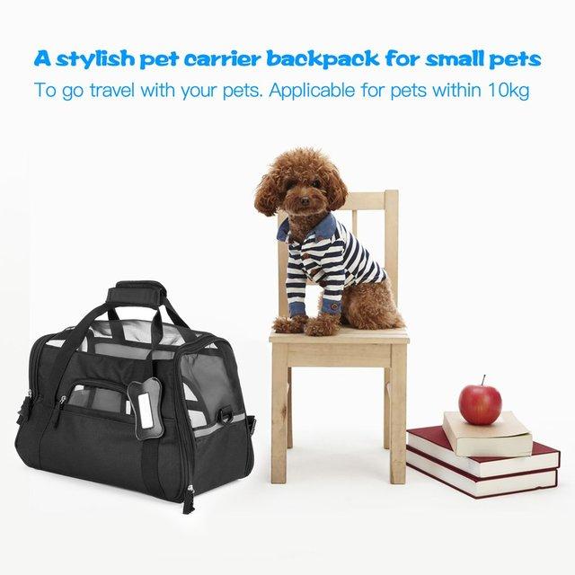 Travel Bag Dog Carrier 4