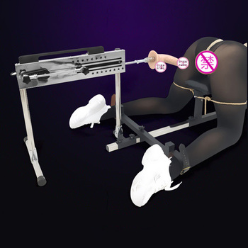 Premium Large Sex Machine Sex Slavery Chair Set Automatic Love Machine SM Bondage Gear Sex Game BDSM Strap-on Toys Sex Furniture