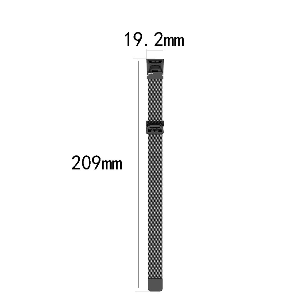 Image 5 - Best Selling Wristband Strap Replace for Huawei Bracelet Band 3/Pro TER B09 TER B29 Bracelet stainless steel-in Smart Accessories from Consumer Electronics