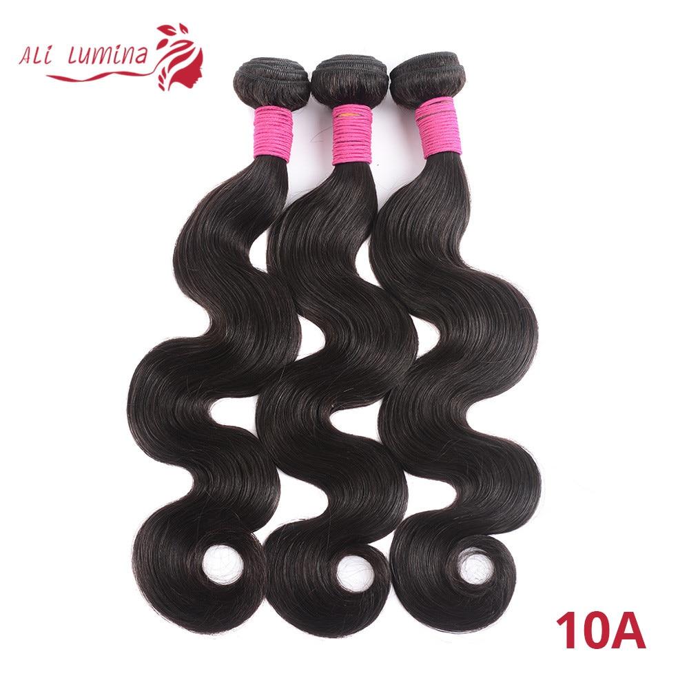 Natural Color Hair   Bundles Body Wave Bundles  Hair  1 2 3 PCS  1