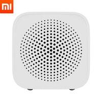 Xiaomi-minialtavoz portátil inalámbrico con Bluetooth, altavoz estéreo de graves y micrófono, llamada de calidad HD, Control IA