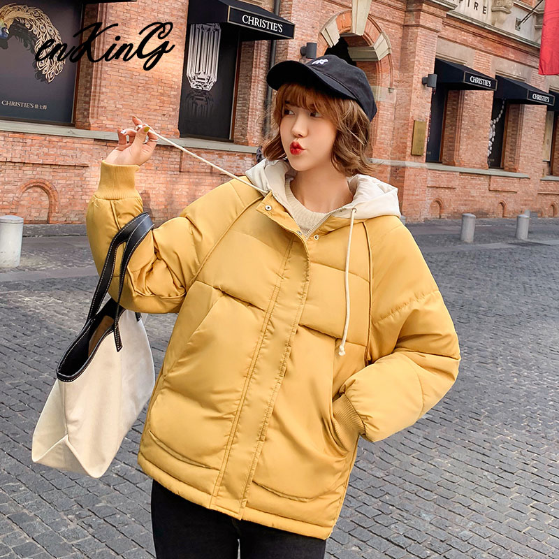 Winter Jacket Women 2019 Winter   Parkas   jacket for Women Thicken Warm Jacket Coat Casualoutwear   Parka   coat M-2XL
