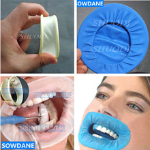 Rubber Dam Rubber Latex Dental Intraoral Dentistry Cheek Retractors Full Mouth Opener Oral Hygiene Care Teeth Whitening Material недорого