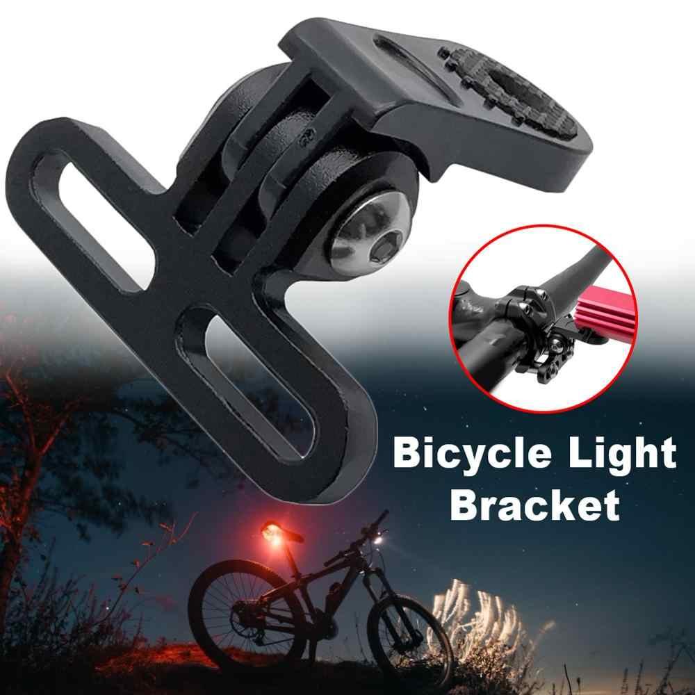 Halter Für LED Taschenlampen Fahrrad Lenker Halterung Fahrradhalterung Mount Kit