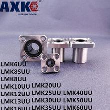 LMK6UU LMK8SUU LMK8UU LMK10UU LMK12UU LMK13UU LMK16UU LMK20UU LMK25UU LMK30UU LMK35UU LMK40UU LMK50UU LMK60UU para 3D Haste de impressora