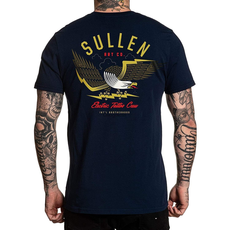 Мячиком татуировки с круглым вырезом футболка с короткими рукавами премиум футболка