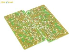 Image 5 - ZEROZONE 1 paio (2 pezzi) scheda PCB per HOOD JLH2003 oro sigillato tubo scheda amplificatore di potenza (2 schede)