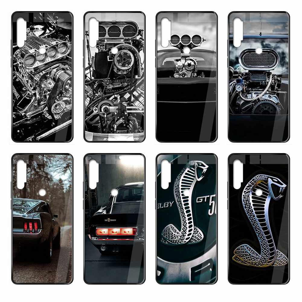 coque iphone 8 shelby gt 500 1967