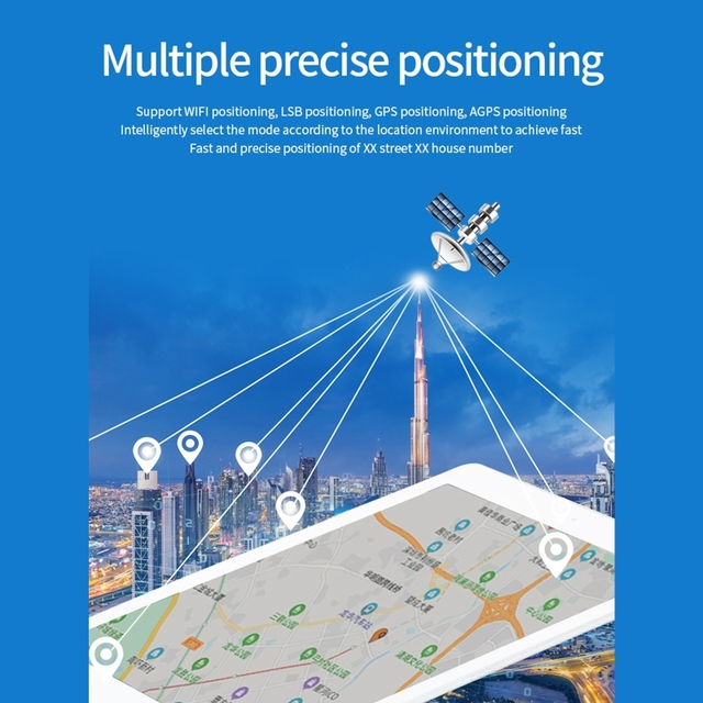 2021 New GF22 Car GPS Tracker Strong Magnetic Small Location Tracking Device 6