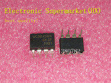 Free Shipping 50pcs/lots UC3845N UC3845BN UC3845AN 100%New original  IC In stock! цена и фото