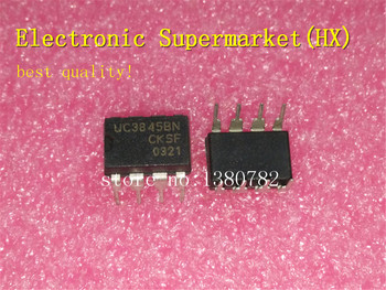 Free Shipping 50pcs/lots UC3845N UC3845BN UC3845AN 100%New original  IC In stock! цена 2017