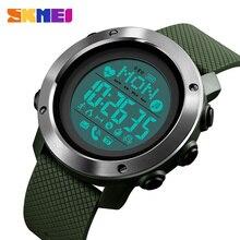 SKMEI Smart Fitness Watch Men Fashion Sport Life Waterproof Bluetooth Magnetic Charging Electronic reloj inteligent 1512