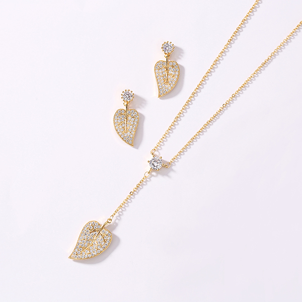Jewelry Set HADIYANA Trendy...
