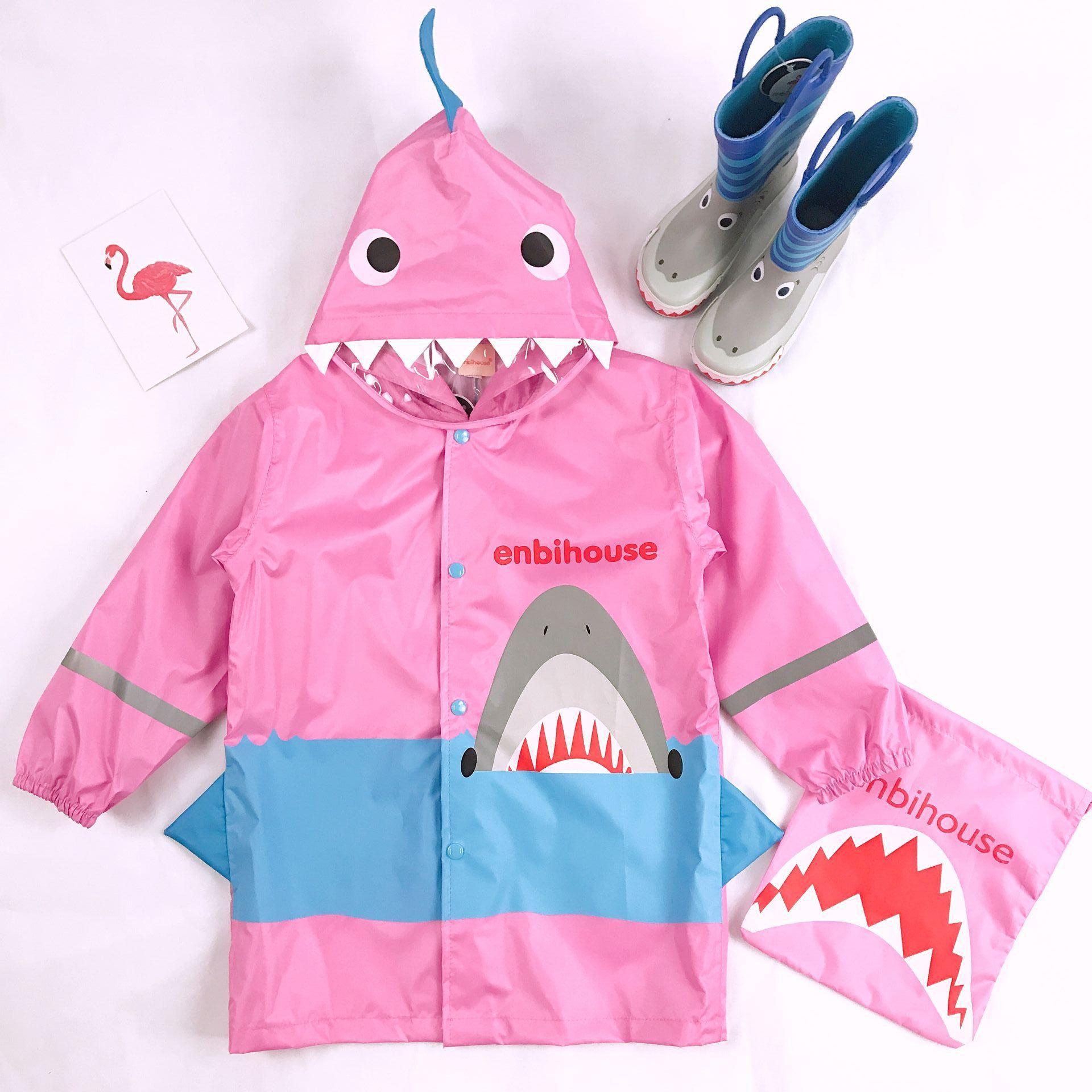 animal tubarão forma roupas 3d estéreo capa