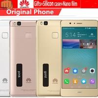 Original Huawei P9 Lite Mobile Phone FHD 1920X1080 3G RAM 16G ROM 13MP MSM8952 Octa Core 5.2 Android 6.0 smartphone Fingerprint
