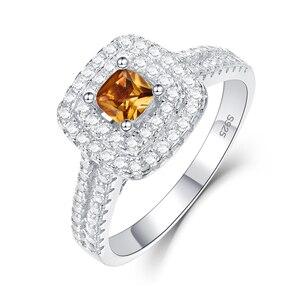 Image 4 - Kuololit Diaspore Sultanite แหวนพลอยสำหรับสตรี 925 เงินสเตอร์ลิงสีเปลี่ยนตุรกี zultanite งานแต่งงานเครื่องประดับ