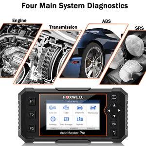 Image 3 - Foxwell NT614エリートobd OBD2スキャナ4システムepbオイルサービスリセットobdii自動車スキャナープロフェッショナル車の診断ツール
