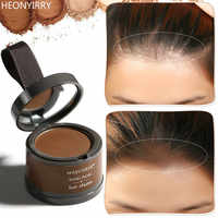 New Magical Hair Color Fluffy Thin Hair Powder Hair Line Shadow Makeup Hair Concealer Root Cover Up Unisex Instant Gray Coverage