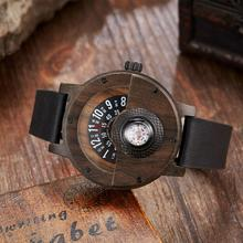 GORBEN Wood Quartz Watches Men's watch S