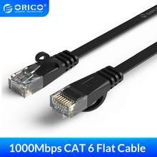 ORICO – câble Ethernet CAT6 RJ45, cordon de raccordement réseau, 250MHz, 1000 Mbps, pour routeur d'ordinateur