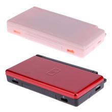 Pièces de rechange complètes boîtier de remplacement coque étui pour Nintendo DS Lite NDSL boîtiers jeux et accessoires