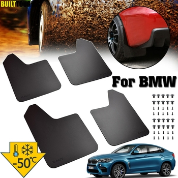 Mudflap Mud Flaps Splash Guard Mudguards For BMW 1 2 3 Series E87 F20 F21 F52 F40 M2 F45 F46 E36 E90 E91 E92 F30 F31 F34 G20 M3 image