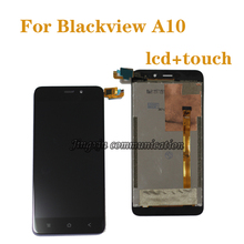 5.0 original display For Blackview A10 LCD + touch screen digitizer replacement for BV repair parts