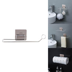 Multi-Linked Home Non-perforated Wall-mounted Wall Storage Sticky Hook