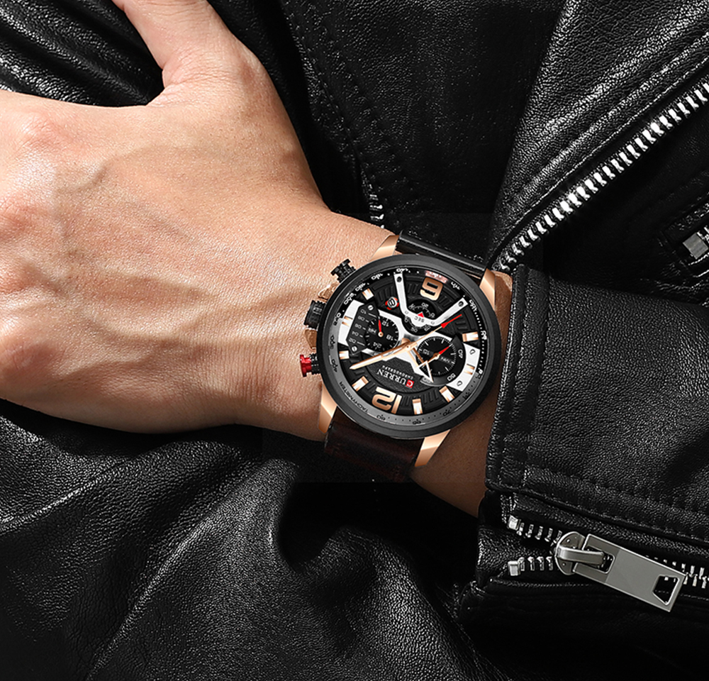 Casual Sport Watches Men