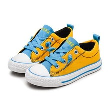 2019 Autumn New Children Canvas Shoes Girls Sneakers Breathable Spring Fashion Kids Shoes For Boys Casual Shoes Student Enfant стоимость