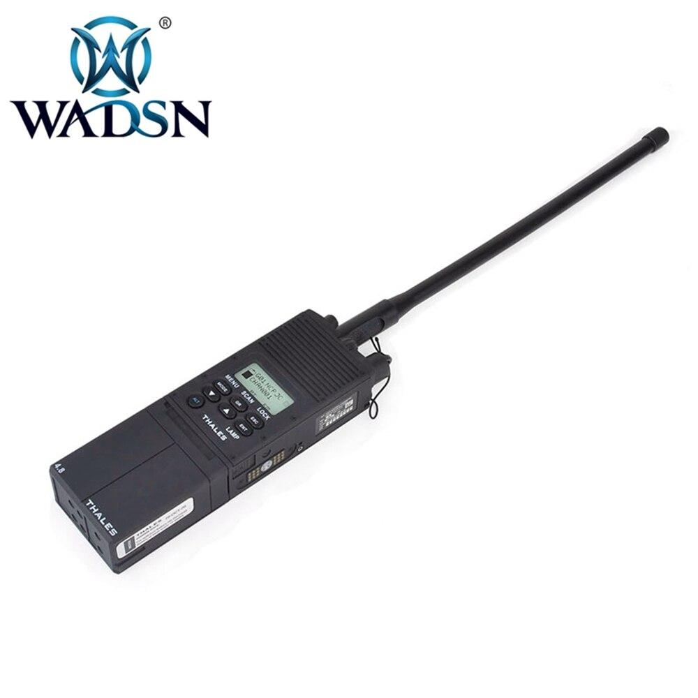 Wadsn tático (uv) mbit PRC-148 manequim rádio